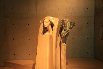 ヴァンジ彫刻作品です。