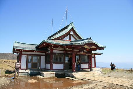 箱根神社 元宮です。