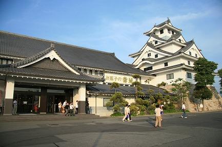 お菓子の城 壽城です。