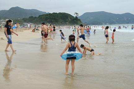 白浜大浜海水浴場-2