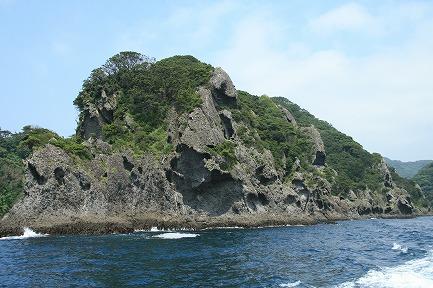 石廊崎岬巡り-5