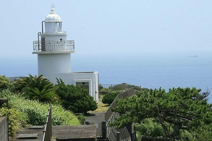 石廊埼灯台です。