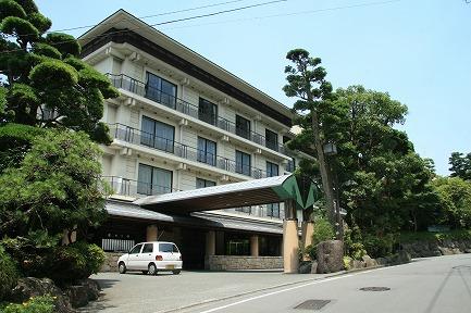 ホテル桂川