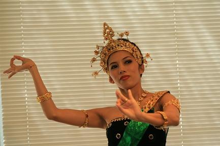 タイ民族舞踊