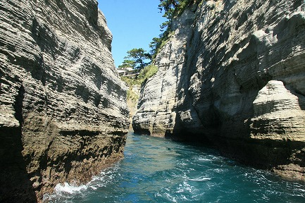堂ヶ島の風景-6