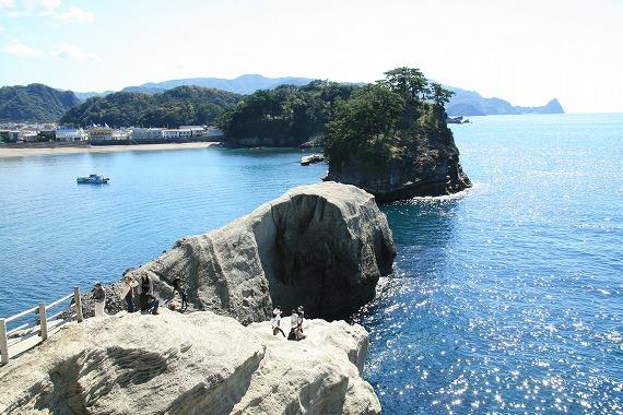 堂ヶ島の絶景