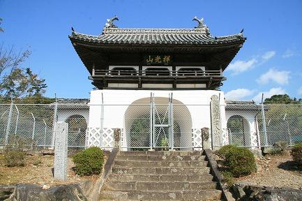 星巌寺楼門