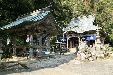 清水山見瀧寺宝地院