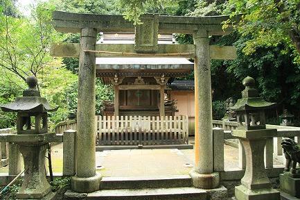 菓祖中嶋神社