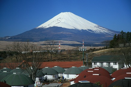 日本一の冨士山です。