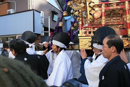 新井神社 裸まつり-7