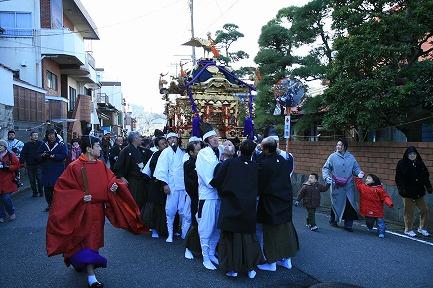新井神社 裸まつり-8