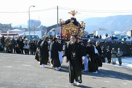 新井神社 裸まつり-17