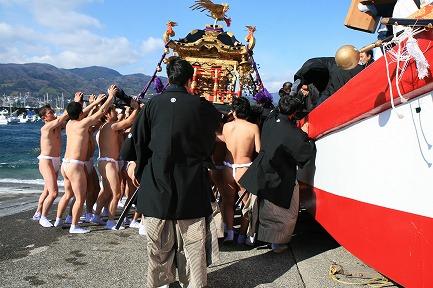 新井神社 裸まつり-24