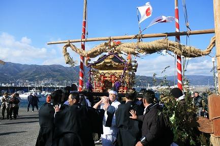 新井神社 裸まつり-29