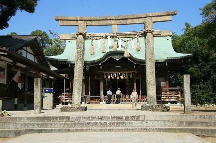唐津神社-2