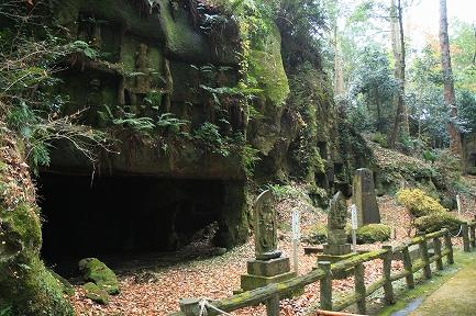 洞窟群-1