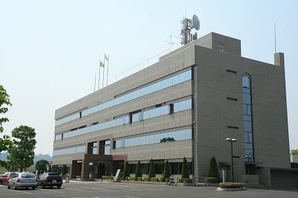 栃木県足利庁舎