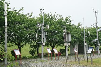 林立する風車