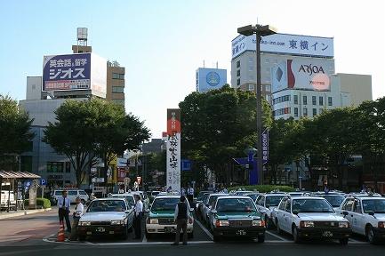 甲府駅前通り