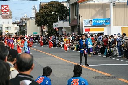 鹿島踊り-3