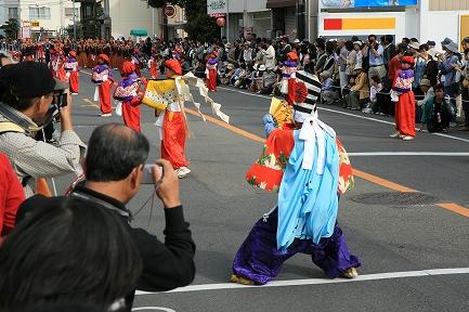 鹿島踊り-5