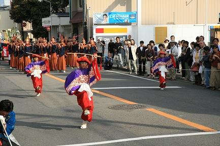 鹿島踊り-6