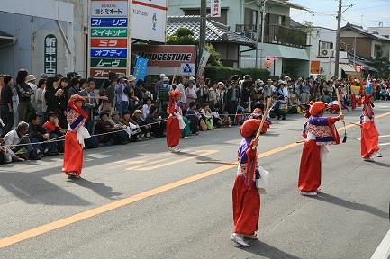鹿島踊り-7