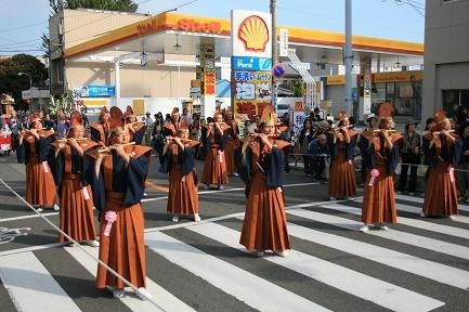 鹿島踊り-8