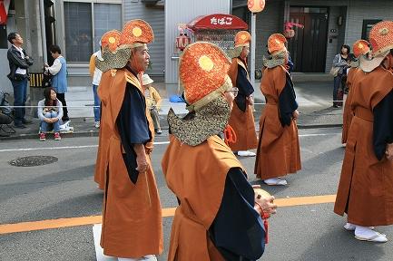 鹿島踊り-9