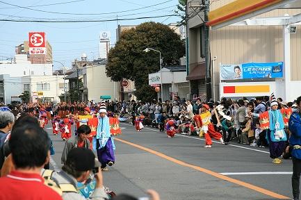 鹿島踊り-4