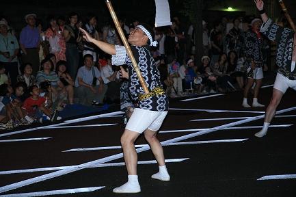 秋田竿燈まつり-6