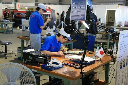 日本代表・製造チームチャレンジ