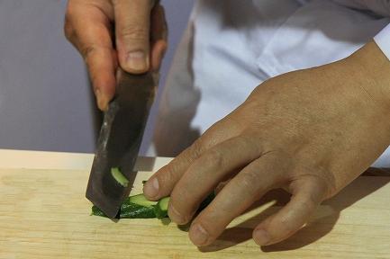 日本料理・包丁さばき