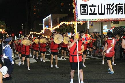 山形・花笠まつり-2