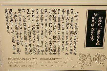 みちのく伊達政宗歴史館-2