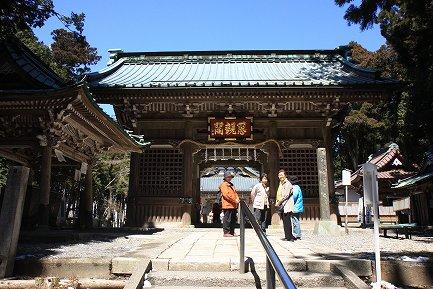久遠寺奥之院-6