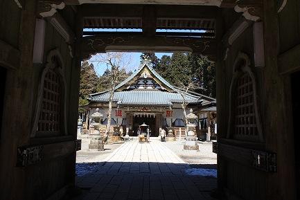 久遠寺奥之院-8