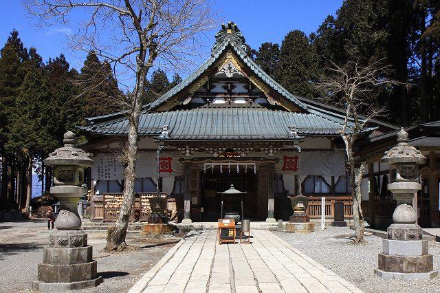 久遠寺奥之院-9