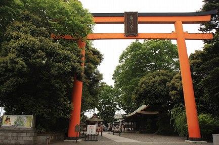 氷川神社-1