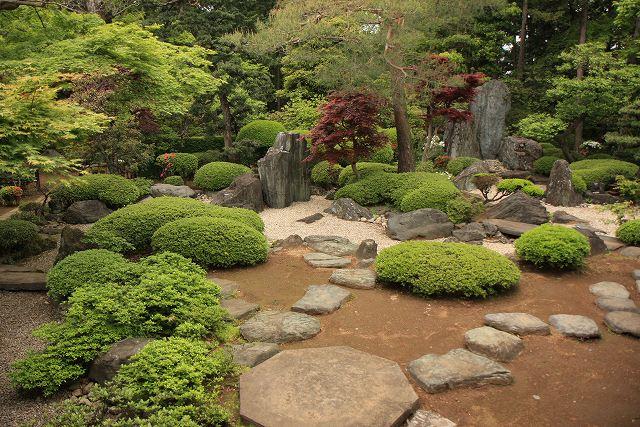 喜多院・庭園-1