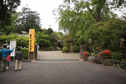 喜多院・庭園-4