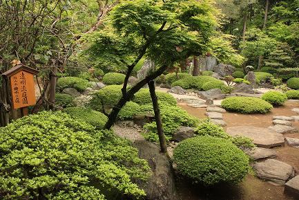 喜多院・庭園-2
