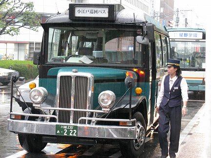 小江戸巡回バス-3
