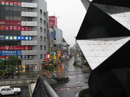 川越駅前繁華街