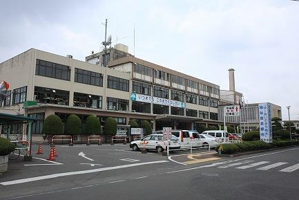 栃木市役所本館