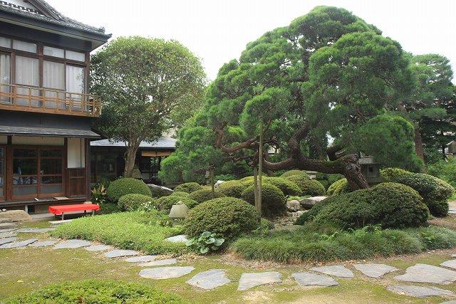 横山家・庭園-1
