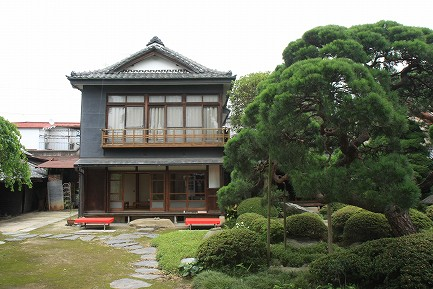横山家・庭園-3