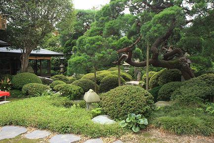 横山家・庭園-7