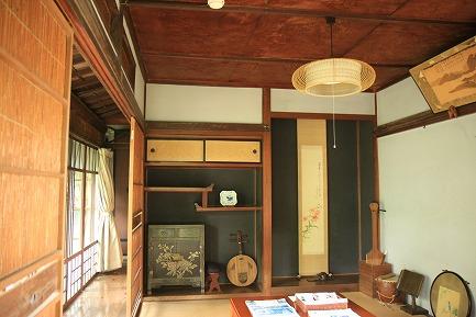 横山家・座敷-1